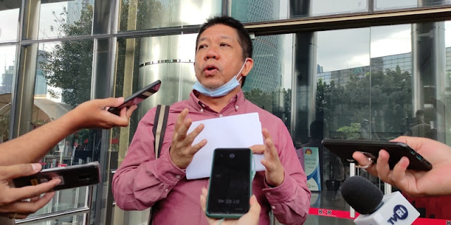 Bicara Penyelundup Lobster Rp 50,4 T, Effendi Gazali Singgung Oknum Wartawan Dan Buzzer