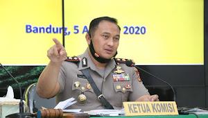 Sidang Disiplin 10 Anggota Polrestabes Bandung, Dipimpin Wakapolrestabes