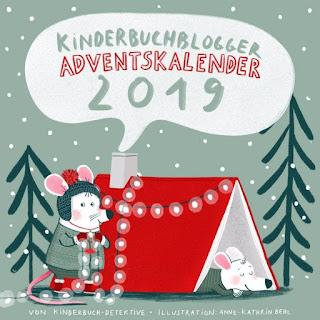 Kinderbuchblogger - Adventskalender 2019