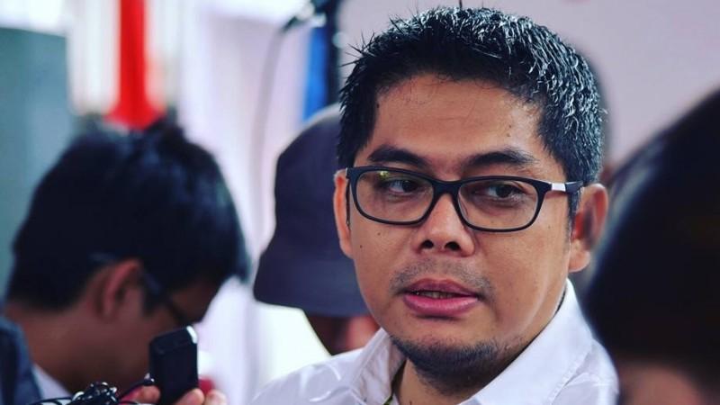 Jubir Anies-Sandi, Naufal Firman Yursak
