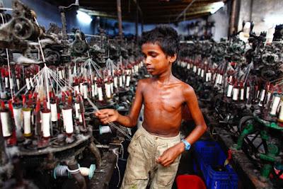 детски труд условия експлоатация