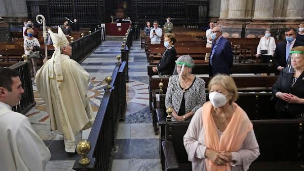 La Catedral de Cádiz abrirá sus puertas para el Corpus