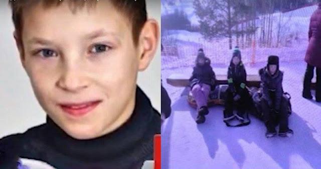 11-летний школьник 2 км тащил на себе раненого друга и спас ему жизнь!!!