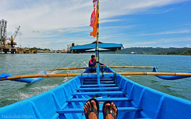 Menyeberang ke Pulau Nusakambangan, Cilacap