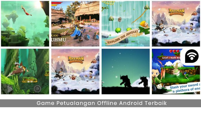 10+ Daftar Game Petualangan Offline Terbaik Untuk Android ...