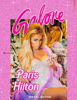 Paris Hilton Sexy glamorous Pics for Galore Magazine Sep 2017 Sexy ass Beautiful Tits