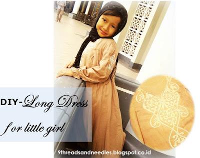 long dress diy