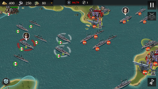 Screenshot European War 6 - Apcoid