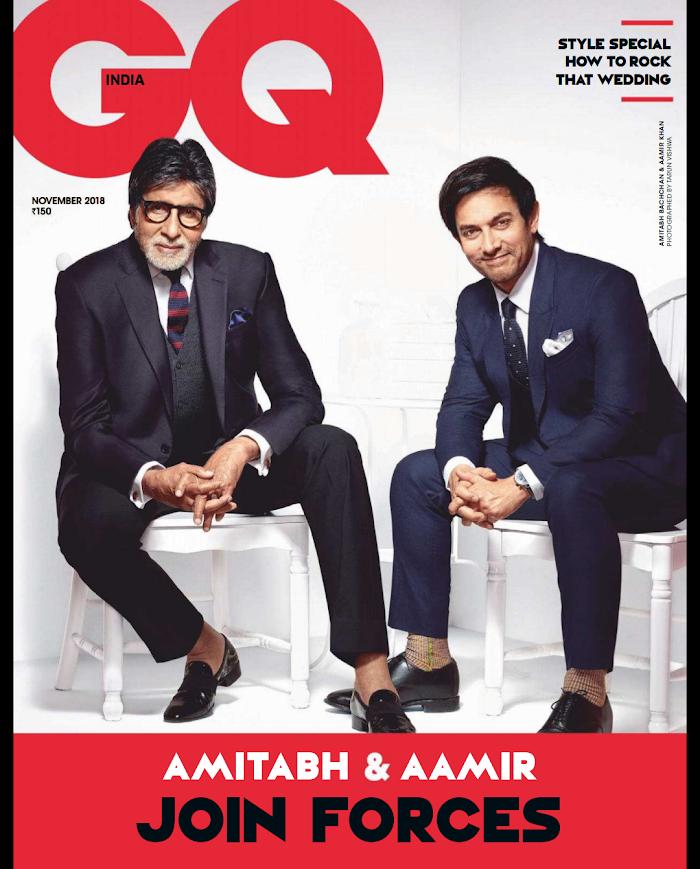 GQ India Magazine November 2018 Download PDF
