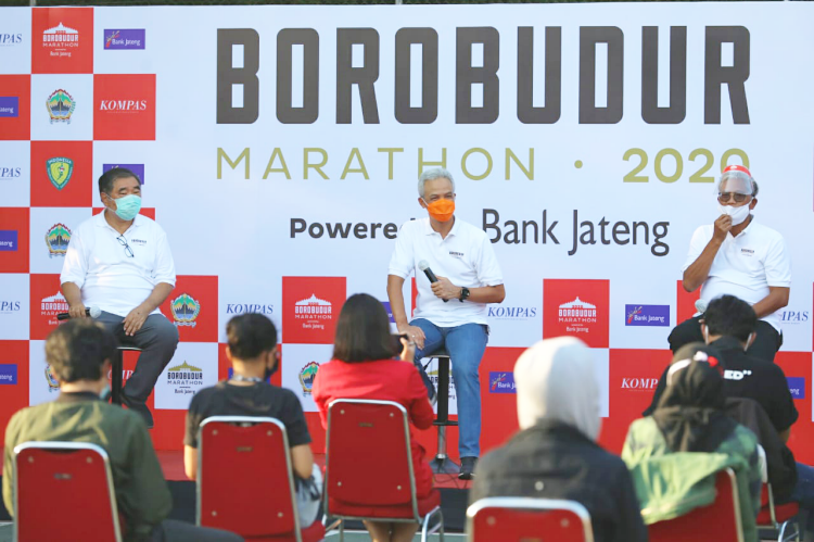 Borobudur Marathon 2020 Tetap Digelar November Mendatang