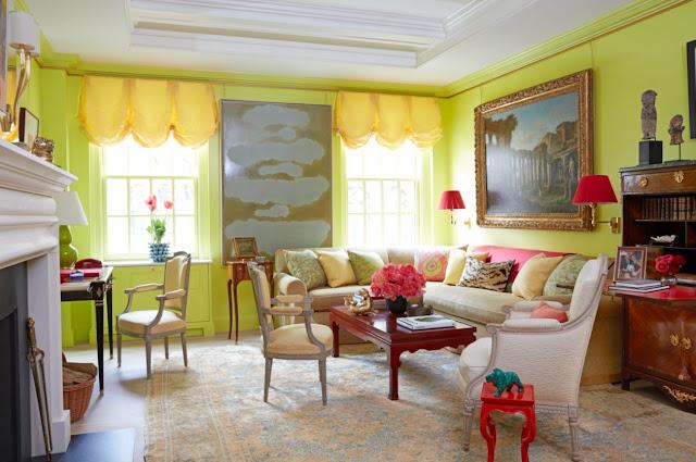 interior design ideas living room colors
