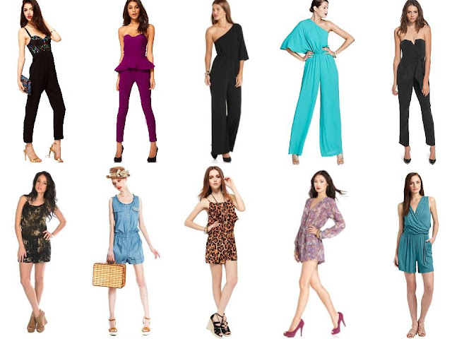 {Haute Trend} Rompers & Jumpsuits for Spring and Beyond