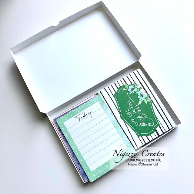 3D Paper Trimmer Blog Hop - Box It Up