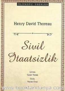 Henry David Thoreau - Sivil İtaatsizlik