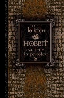 Hobbit czyli tam i z powrotem - John Ronald Reuel Tolkien