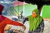 Angkat Kesejahteraan Pedagang Kecil, Paslon Selly-Manan Bakal Festivalkan Jajanan Lokal