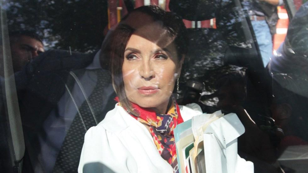 Se queda!, A Chayito Robles no se le hace, seguirá en la cárcel