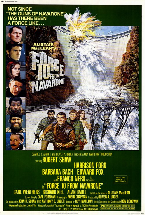Every 70s Movie: Force 10 from Navarone (1978)