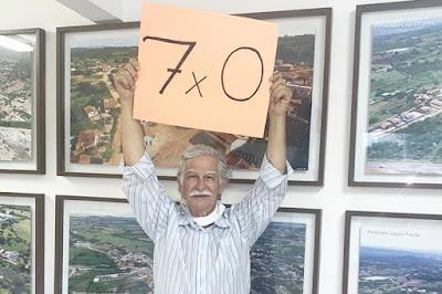 Brumado: Prefeito comemora vitória diante de denúncias e espera punição de delatores