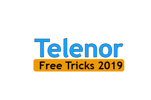 Telenor free internet code 2019 - Working Free Internnet