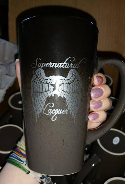 Supernatural Lacquer-Level 30 Achieved