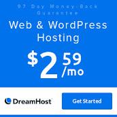 استضافة DreamHost افضل استضافة ووردبريس