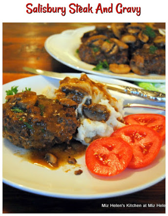 Salisbury Steak and Gravy