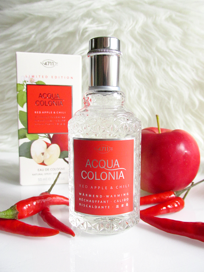 Review: 4711 ACQUA COLONIA - Red Chili & Apple