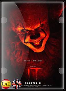 It (Eso): Capítulo Dos (2019) HD 1080P LATINO/INGLES