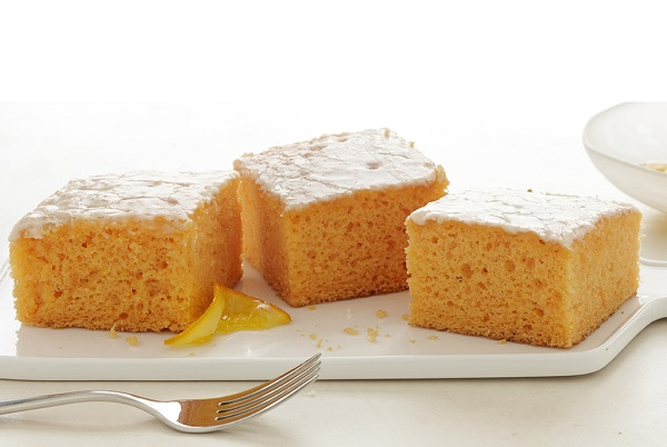 How to make orange cake easy and fast