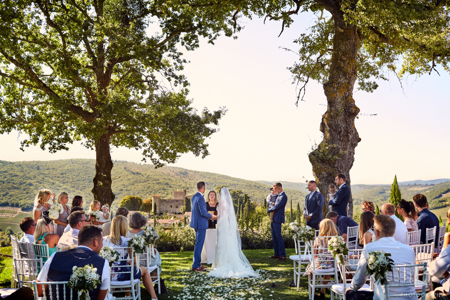 Tuscany World's Best Destination Wedding Venues