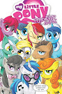 My Little Pony Paperback #3 Comic Cover A Variant