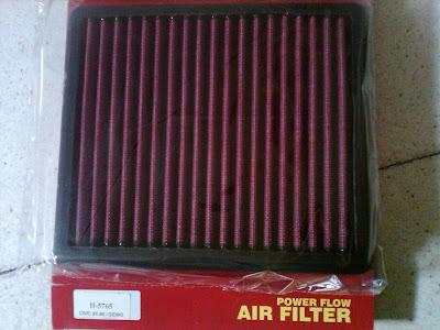 Filter Udara Racing Apex Honda Genio