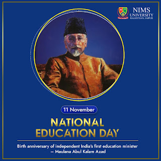 National Education Day of India