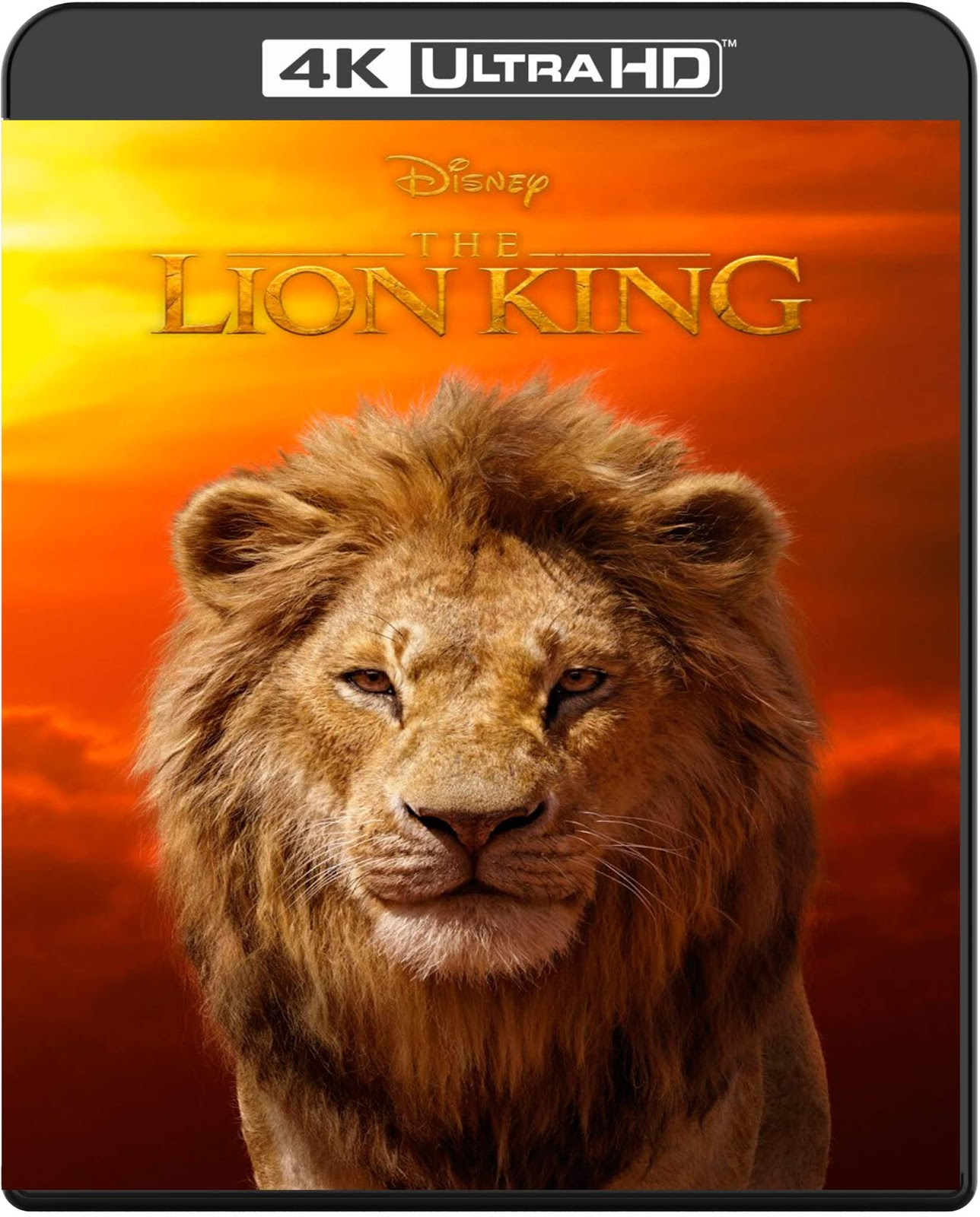 The Lion King [2019] [UHD] [2160p] [Latino]
