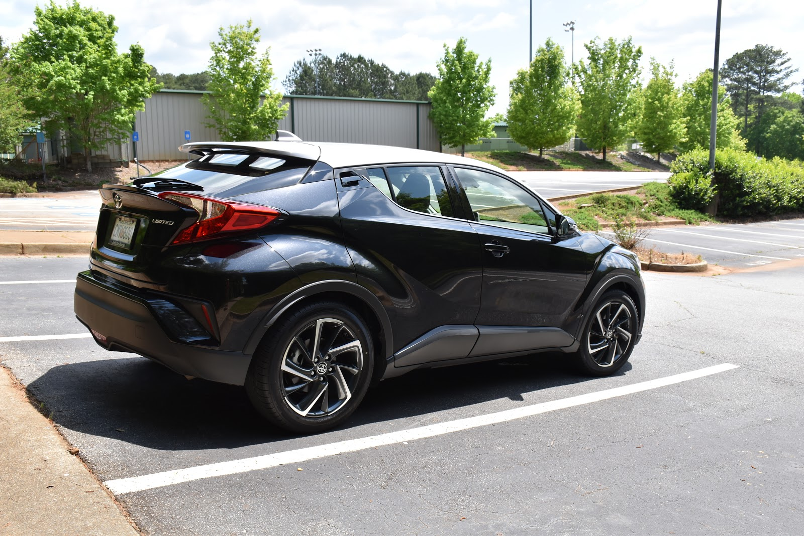2020 Toyota C-HR Limited Extorier