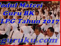 Modul Materi Guru BK Siap PLPG Tahun 2017