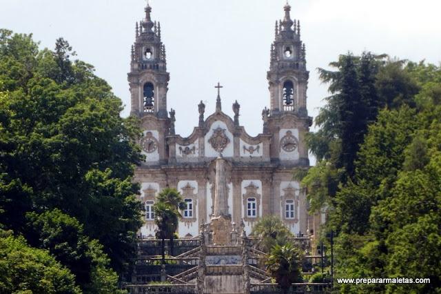 que ver en la ciudad de Lamego Portugal