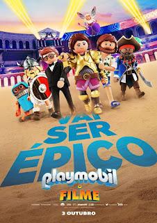 Playmobil: O Filme - Poster & Trailer