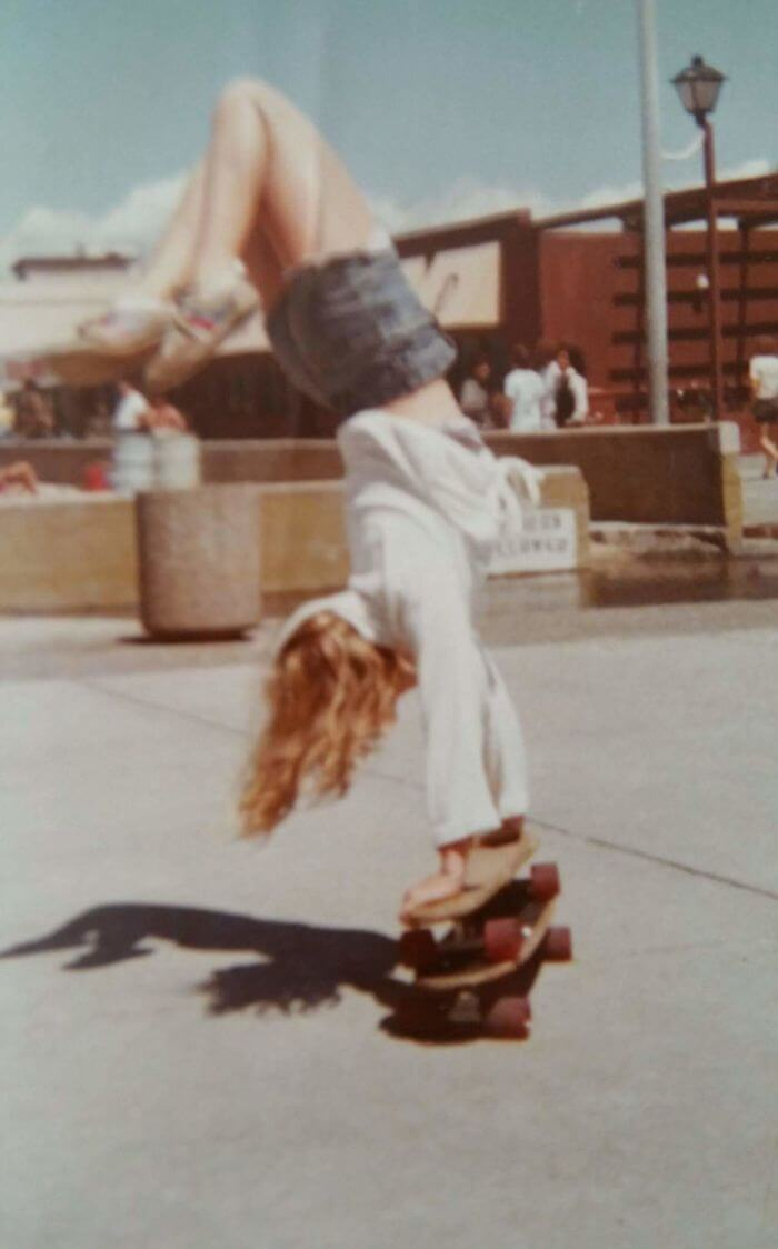30 Parents Who Were Cooler Than Their Kids