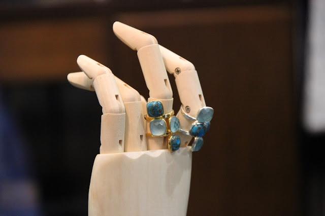 tendance bijoux été, Atelier Plume