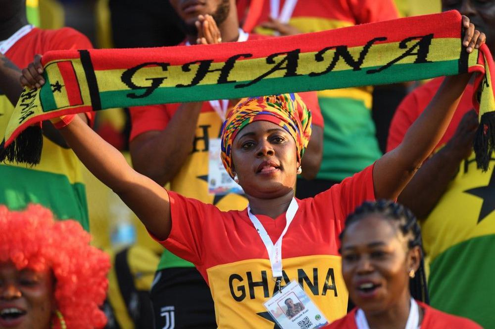 غانا تفوز على غينيا بيساو بهدفين دون رد اليوم الثلاثاء بتاريخ 02-07-2019 كأس الأمم الأفريقية