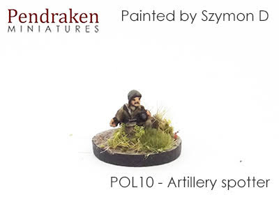 POL10 Artillery spotter