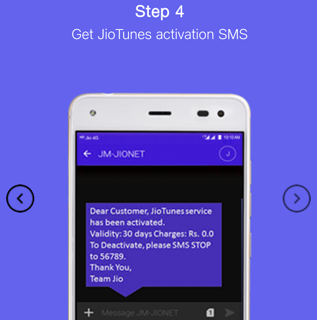 How to set caller tune in jio phone.Three ways to activate it.