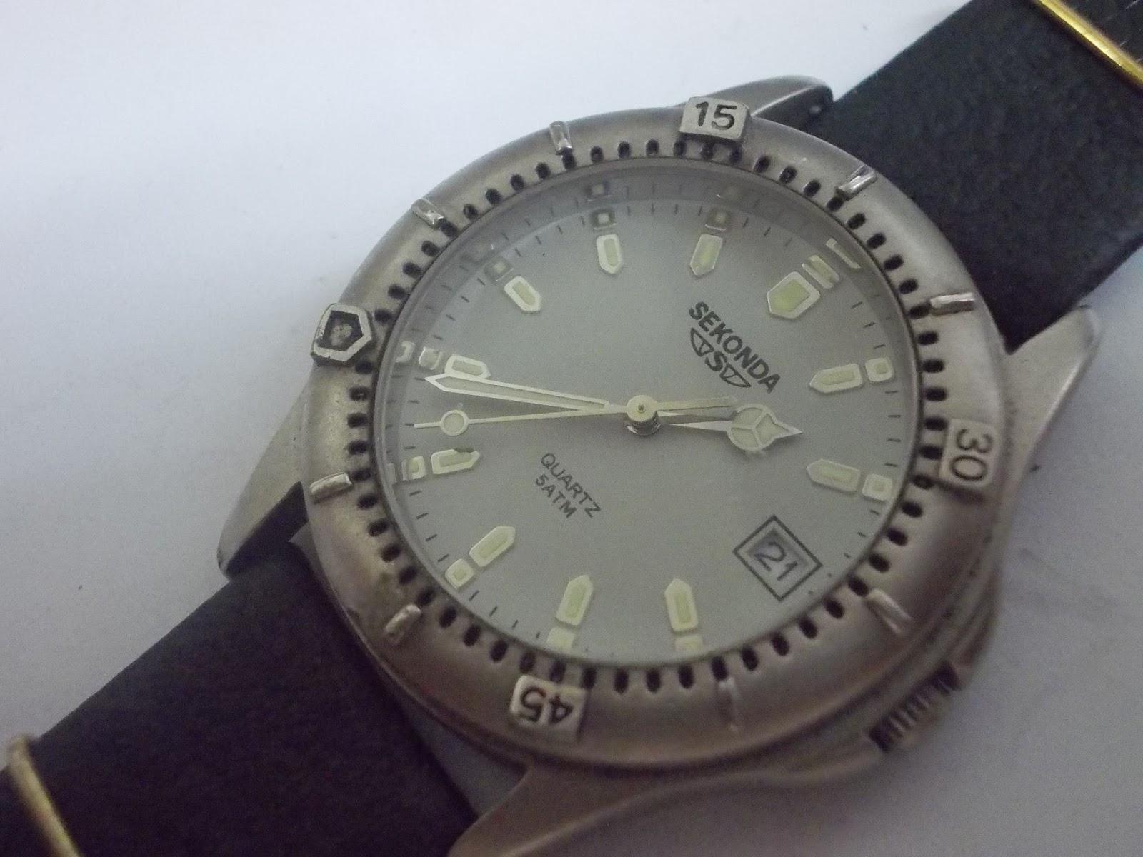 Vintage watches sekonda gent watch rm90 for Sekonda watches