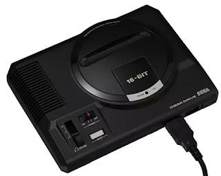 Sega Megadrive Mini