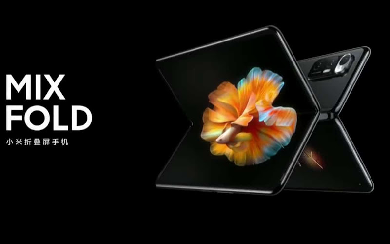 Xiaomi Mi Mix Fold prix maroc