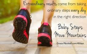 Zelfdiscipline: bouw het op in kleine stapjes!
