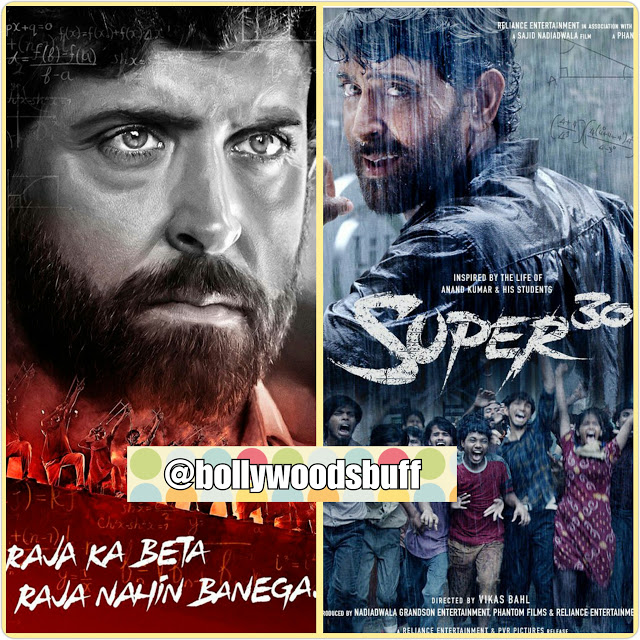 SUPER 30 MOVIE REVIEW , SUPER 30 REVIEW , Hrithik Roshan , Super 30