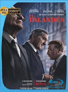 El Irlandés (2019) HD [1080p] Latino [Google Drive] Panchirulo